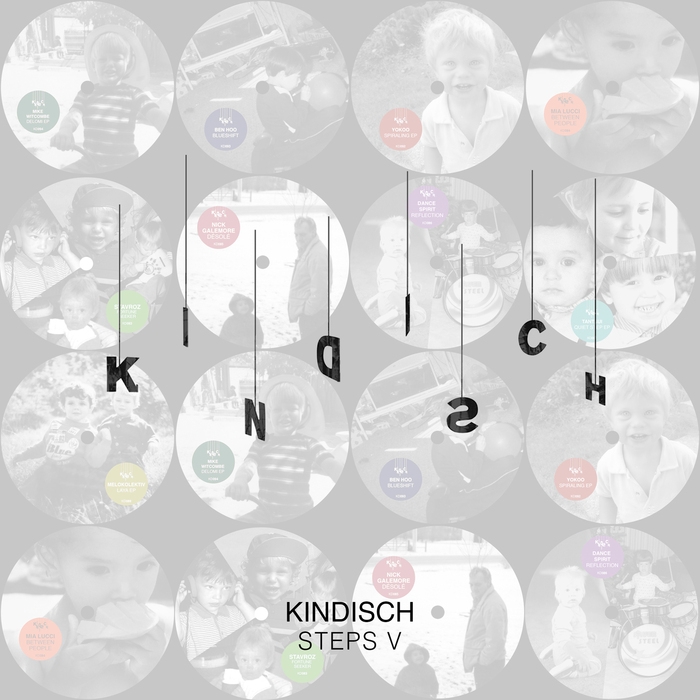 KINDISCH/VARIOUS - Kindisch Presents (Kindisch Steps V) (unmixed tracks)