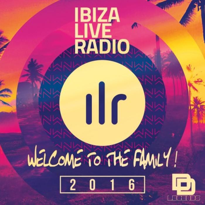 VARIOUS - Ibiza Live Radio 2016