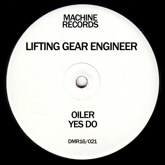 LIFTING GEAR ENGINEER - Oiler/Yes Do