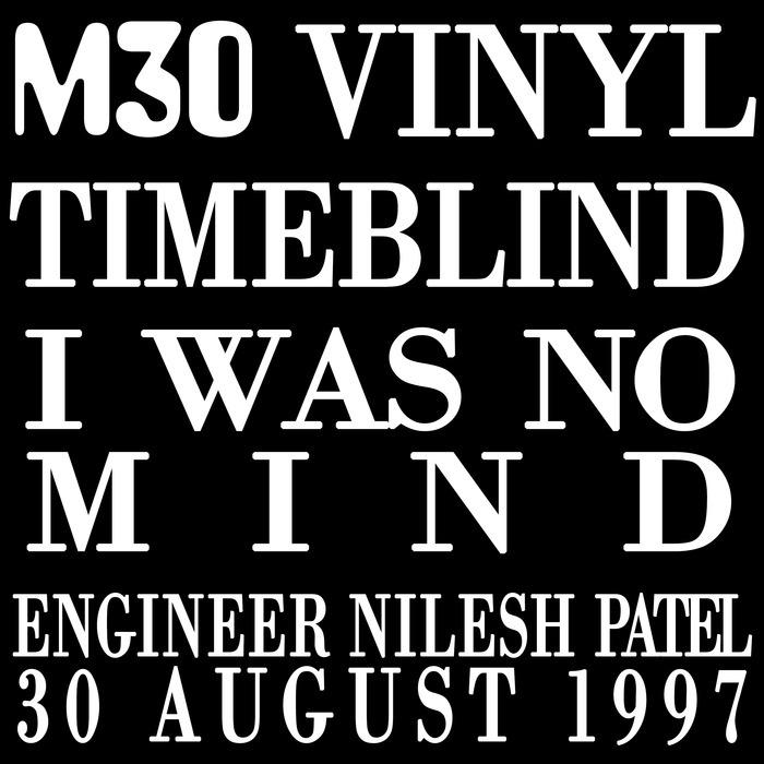 TIMEBLIND - I Was No Mind