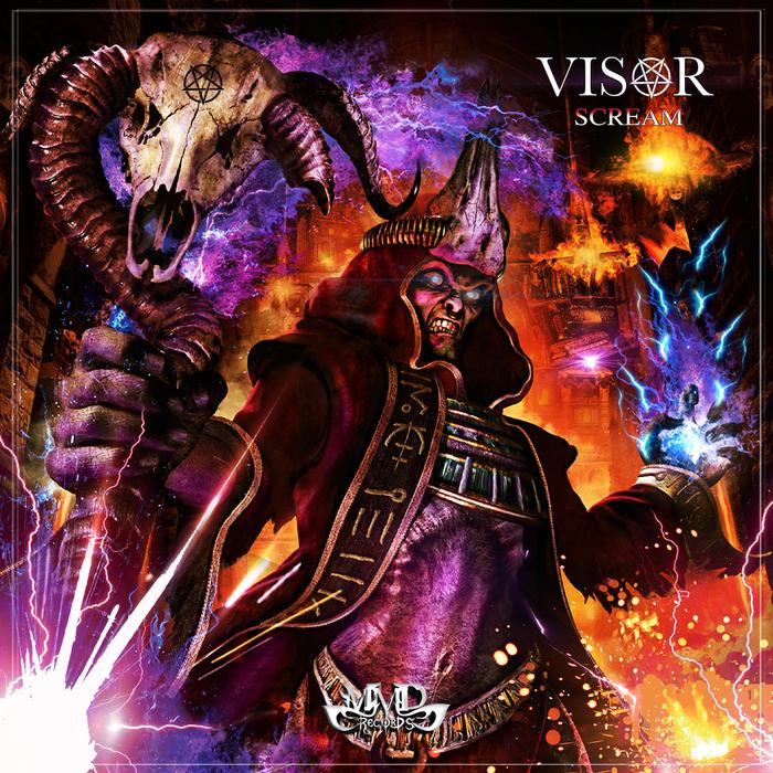 VISOR - Scream