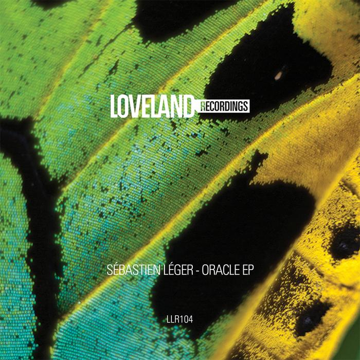 SEBASTIEN LEGER - Oracle EP
