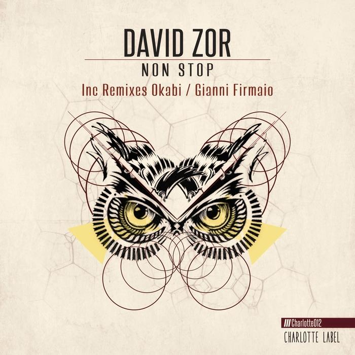 DAVID ZOR - Non Stop