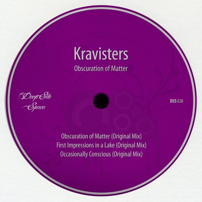 KRAVISTERS - Obscuration Of Matter