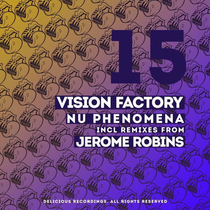 VISION FACTORY - Nu Phenomena
