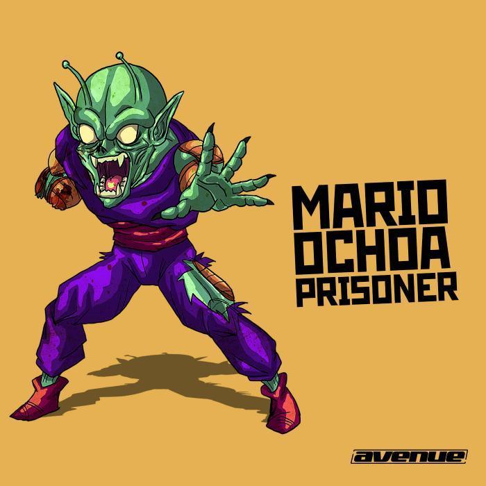 MARIO POCHOA - Prisoner
