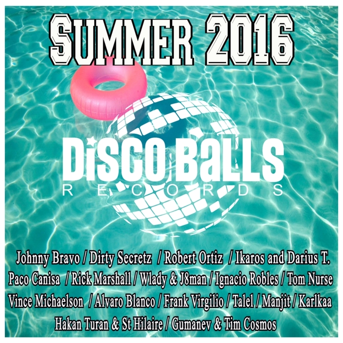 VARIOUS - Summer 2016 By Disco Balls Records