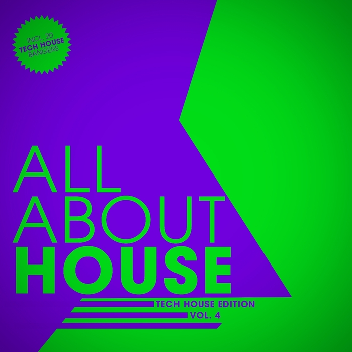 VARIOUS - All About House - Tech Edition Vol 4