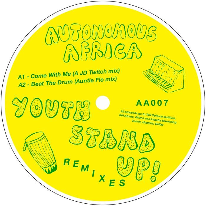 THE GREEN DOOR ALLSTARS - Youth Stand Up (Remixes)