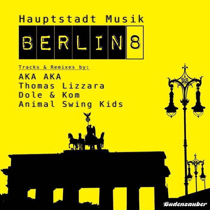 VARIOUS - Hauptstadt Musik Berlin Vol 8