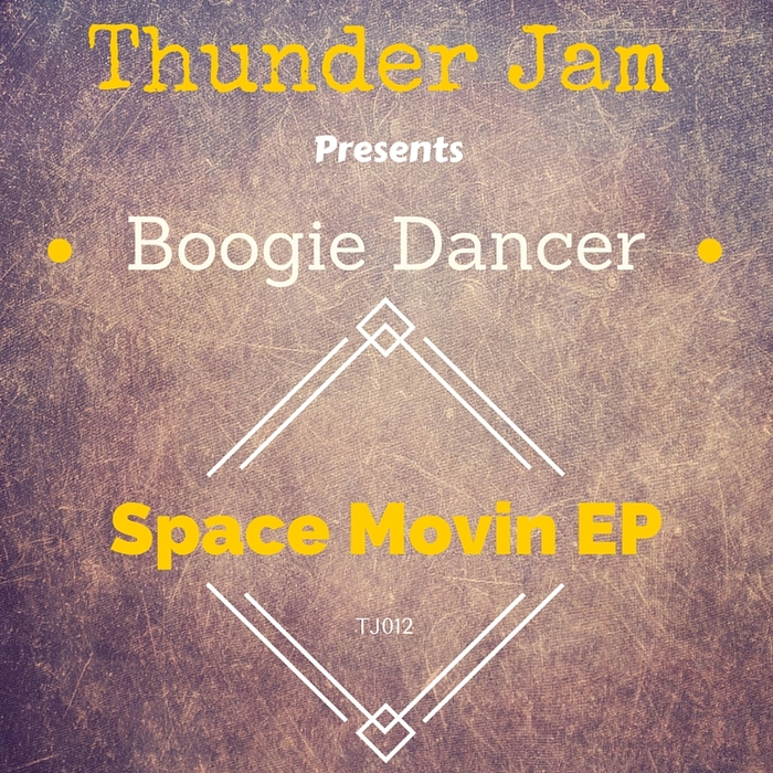 BOOGIE DANCER - Space Movin