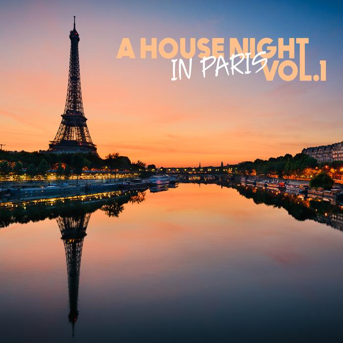 VARIOUS - A House Night In Paris Vol 1