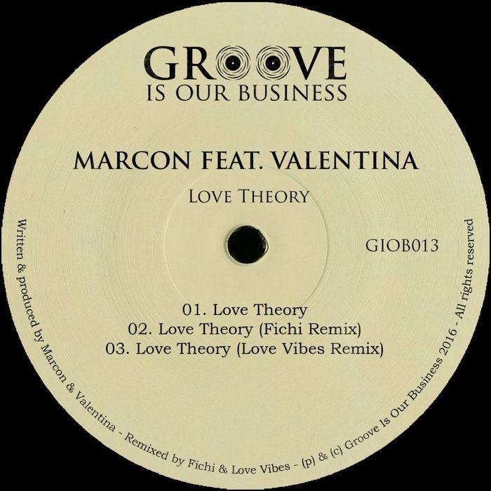 MARCON feat VALENTINA - Love Theory