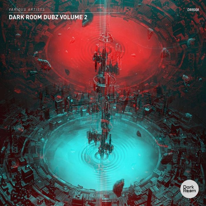 RICK RUKKUS/FEVA/FAXTER NOISE/CYBERTECHNIC/NAVE/ACCRETION - Dark Room Dubz Vol 2