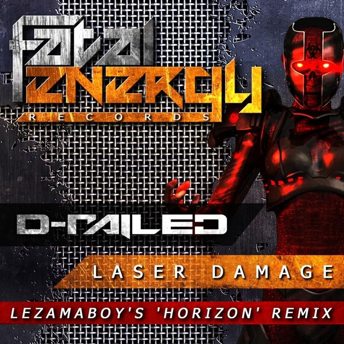 D-RAILED - Laser Damage