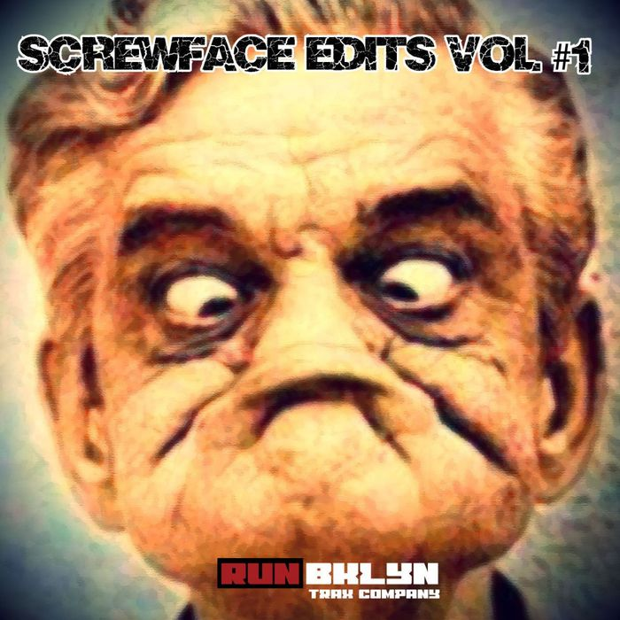 ZIZ BK/JACQUES MEOFF - Screwface Edits Vol 1