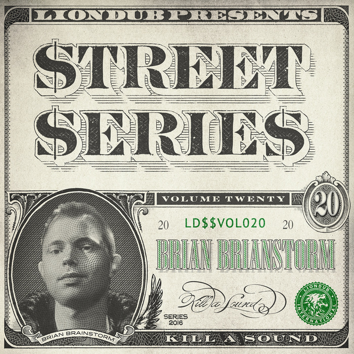 BRIAN BRAINSTORM - Liondub Street Series Vol 20 - Kill A Sound