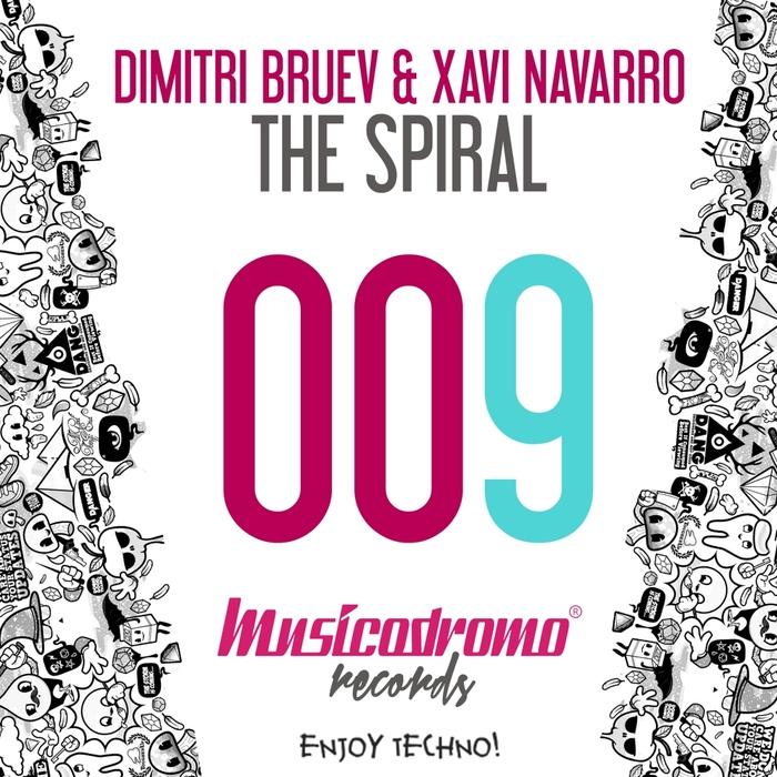 DIMITRI BRUEV & XAVI NAVARRO - The Spiral