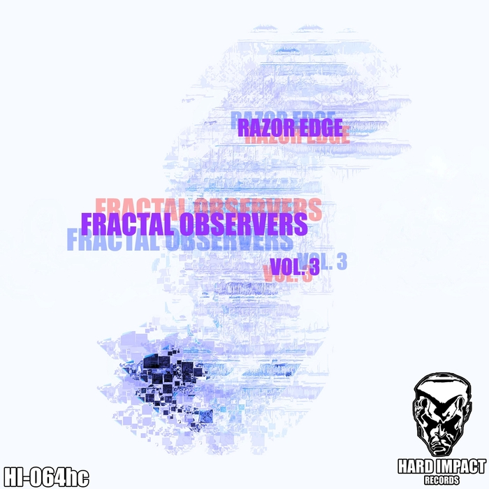RAZOR EDGE - Fractal Observers Vol 3