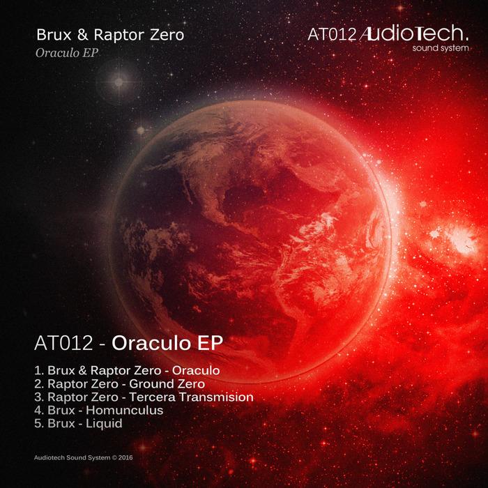 BRUX/RAPTOR ZERO - Oraculo EP