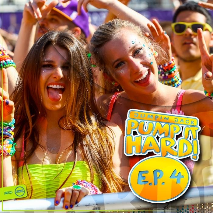 JUMPIN JACK - Pump It Hard! EP 4
