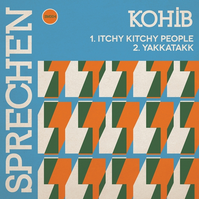 KOHIB - Itchy Kitchy People