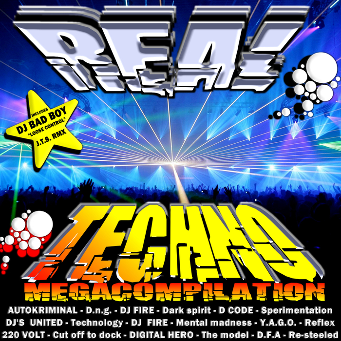 VARIOUS - Real Techno Compilation