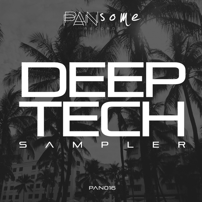 VARIOUS - Pansome Deep Tech Sampler