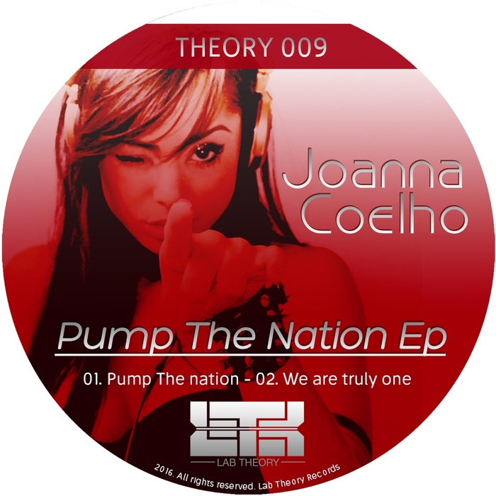 JOANNA COELHO - Pump The Nation EP