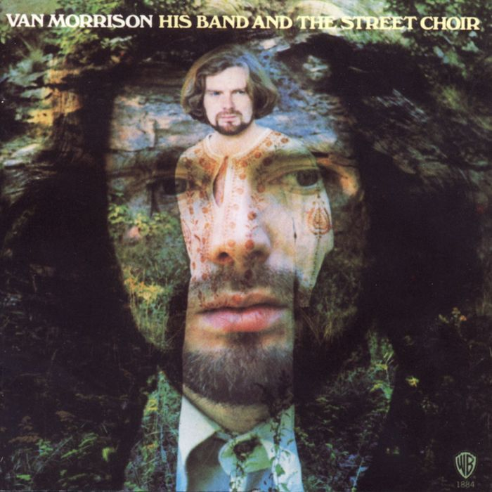 VAN MORRISON - His Band & The Street Choir