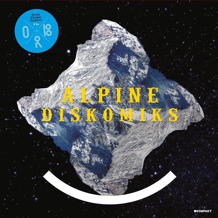 THE ORB - Alpine Diskomiks Sin In Space Pt 2