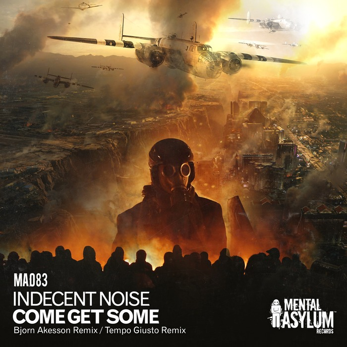 INDECENT NOISE - Come Get Some