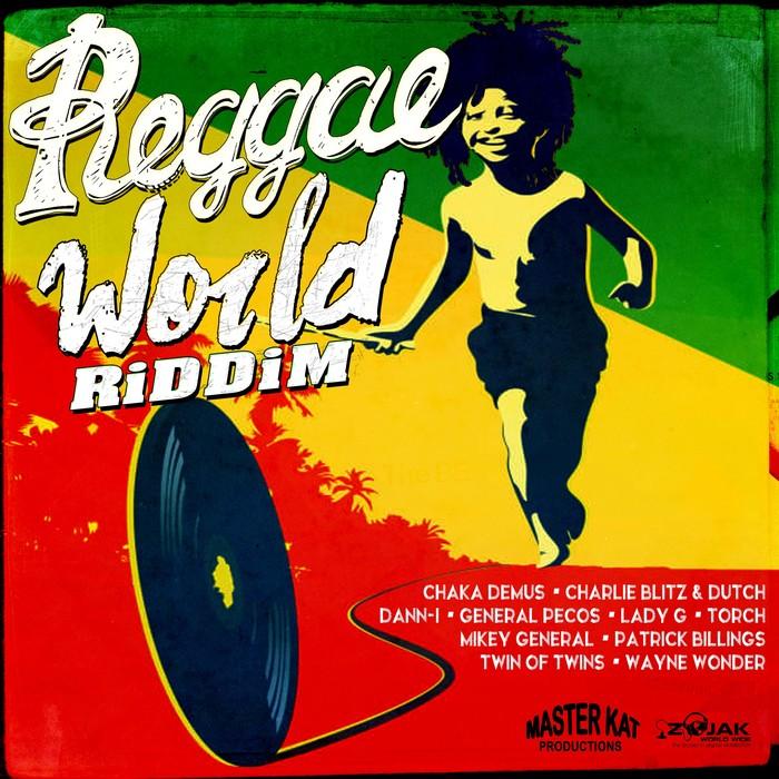 VARIOUS - Reggae World Riddim