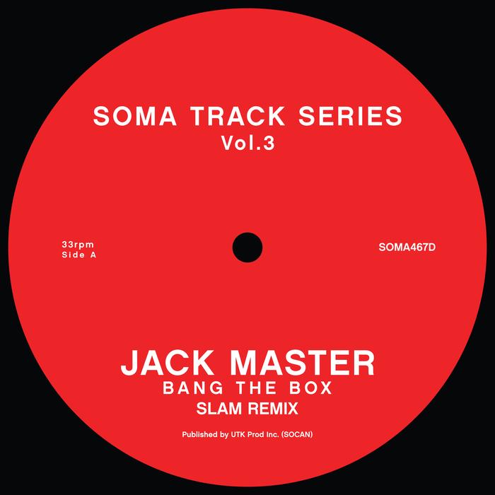 JACK MASTER/RICHIE HAWTIN - Soma Track Series Vol 3