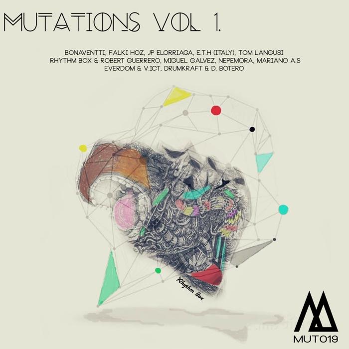 VARIOUS - MUTations Vol 1