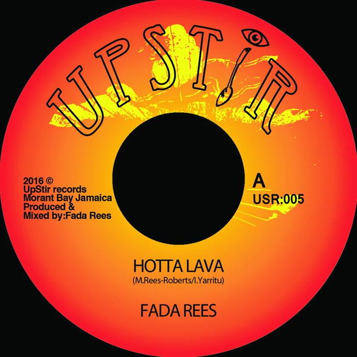 FADA REES - Hotta Lava
