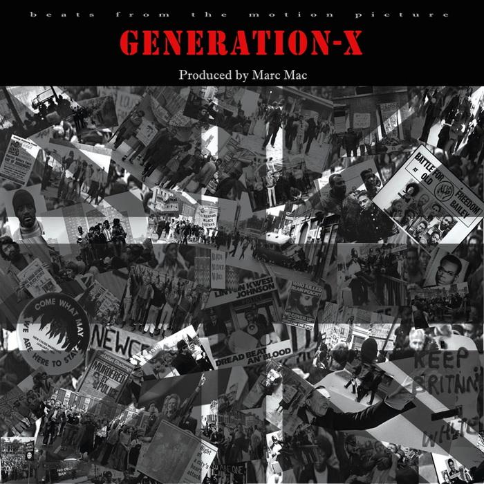MARC MAC - Generation - X