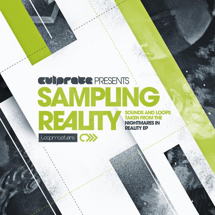 CULPRATE - Sampling Reality (Sample Pack WAV/APPLE/LIVE/REASON)