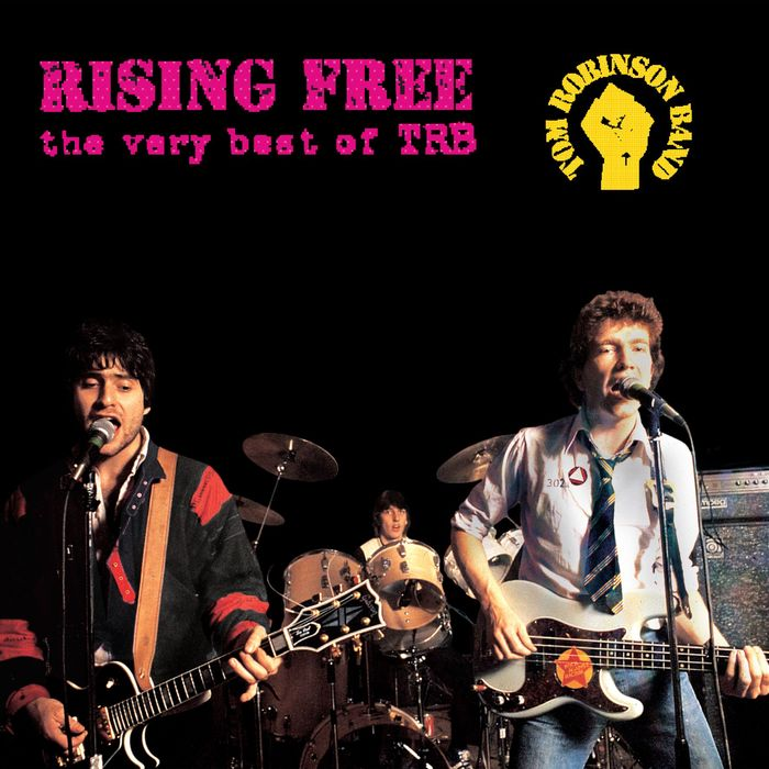 THE TOM ROBINSON BAND - Rising Free/The Very Best Of TRB