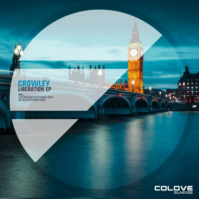CROWLEY - Liberation EP