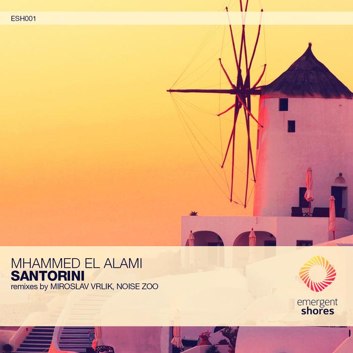 MHAMMED EL ALAMI - Santorini