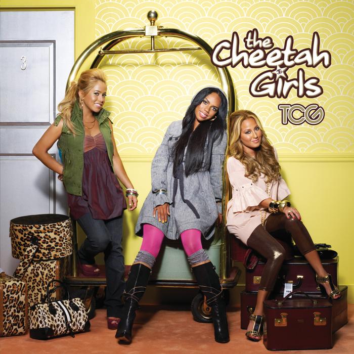 THE CHEETAH GIRLS - TCG