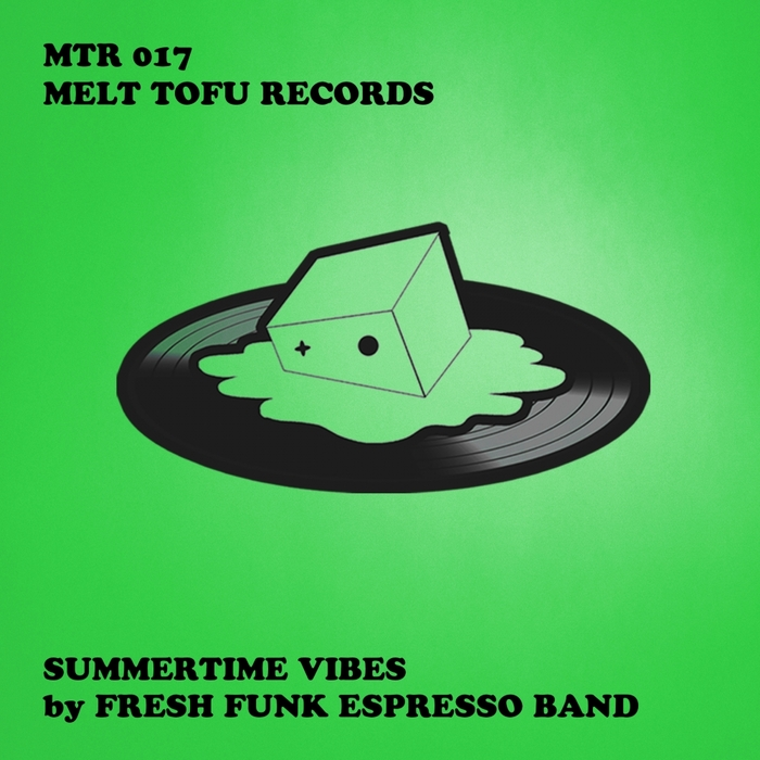FRESH FUNK ESPRESSO BAND - Summertime Vibes