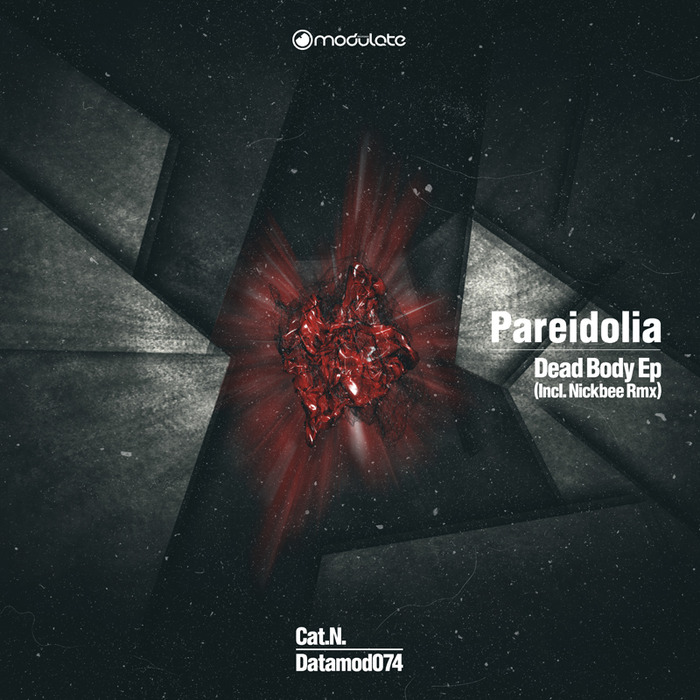 PAREIDOLIA - Dead Body EP