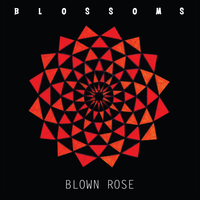 BLOSSOMS - Blown Rose