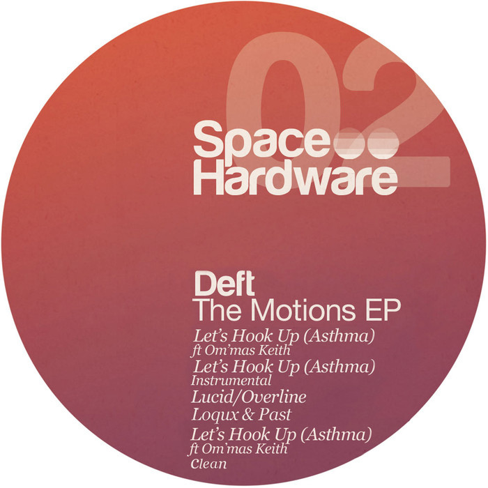 DEFT - The Motions EP