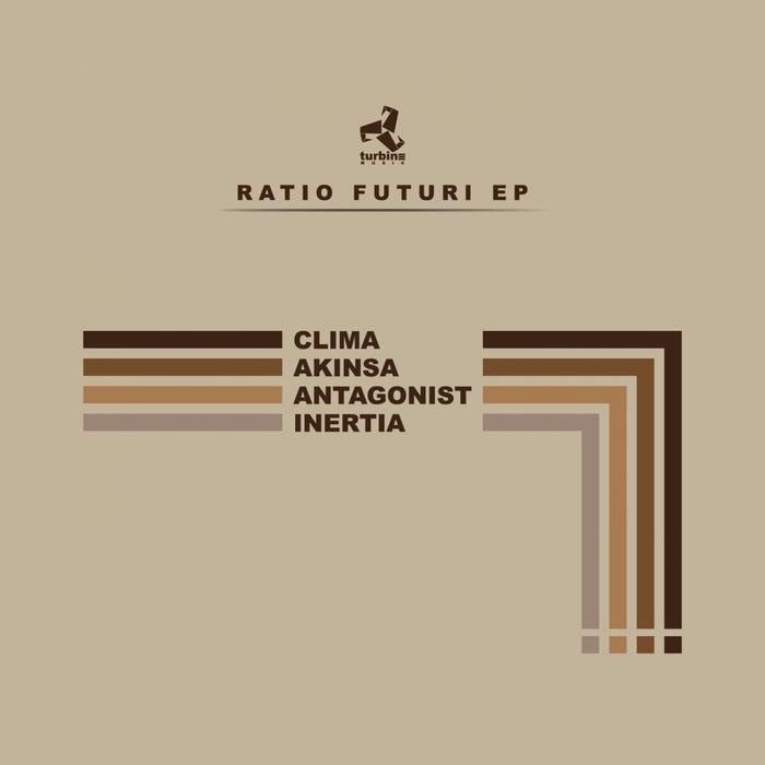 RED ARMY/AKINSA/ANTAGONIST/INERTIA - Ratio Futuri EP