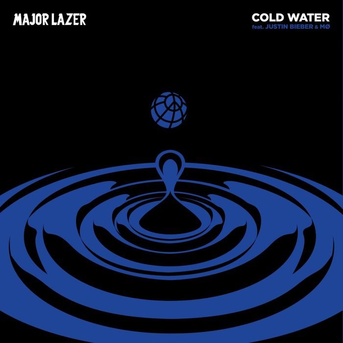 MAJOR LAZER feat JUSTIN BIEBER/MO - Cold Water