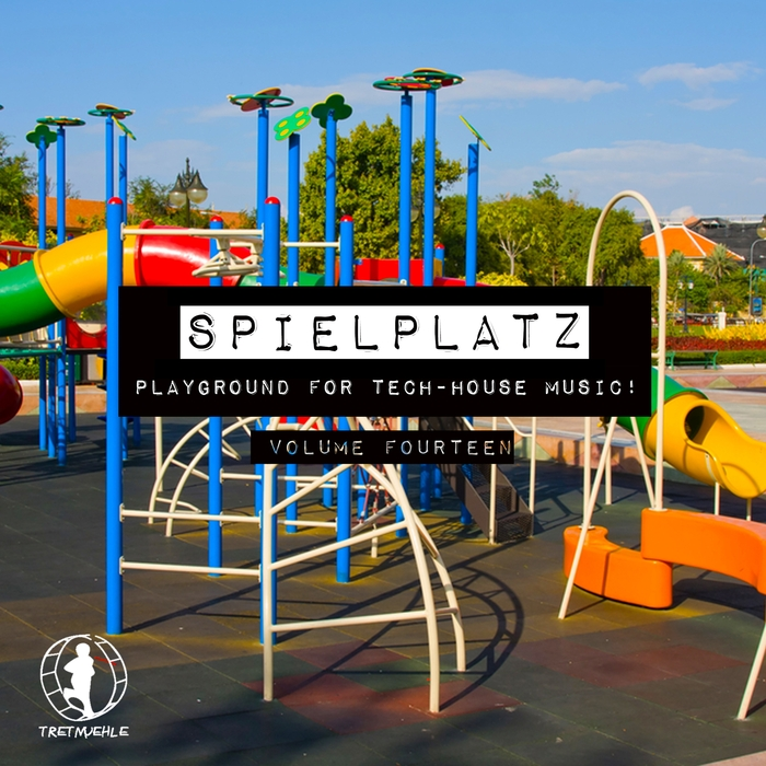 VARIOUS - Spielplatz Vol 14 - Playground For Tech-House Music