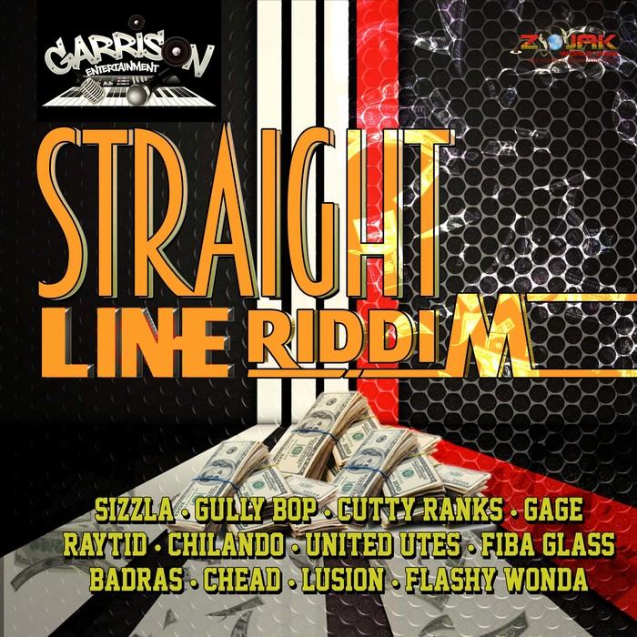 VARIOUS - Straight Line Riddim
